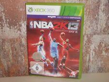 NBA 2K13 produced by JAY Z -- KINECT Sensor empfohlen -- XBOX 360