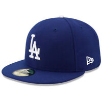 Los Angeles Dodgers New Era 59FIFTY MLB On-Field Authentic Collection Fitted Hat