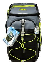 Ultra by Arctic Zone Backpack Cooler 24 Cans+Ice, Holds Ice Up To 2 Days - Grey