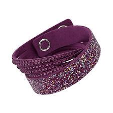 Swarovski Slake Purple Duo Bracelet - 5169277