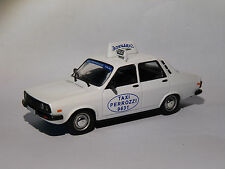 Renault Dacia R12 taxi to the 1/43 of IXO / Altaya