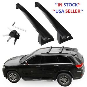 FITS JEEP GRAND CHEROKEE 2011-2020 ROOF RACK CROSS BARS RAILS LUGGAGE CARRIER