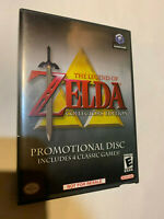 THE LEGEND OF ZELDA COLLECTOR'S EDITION NINTENDO GAMECUBE OCARINA OF TIME CLASSI
