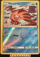 Carte Pokemon MARCACRIN 19/111 REVERSE Soleil et Lune 4 SL4 FR NEUF