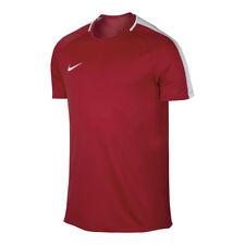 Magliette da uomo Nike rosso in poliestere
