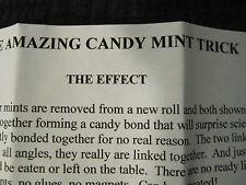 ++=  Amazing Linking Mints magic trick