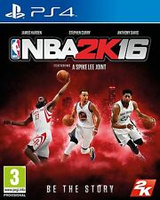 NBA 2K16 PS4 - Excellent - 1st Class Delivery