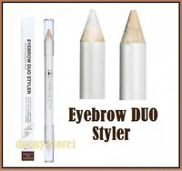 DEPEND 4910 Perfect Eye Eyebrow  2 in 1 Duo Styler Wax & Concealer Pencil