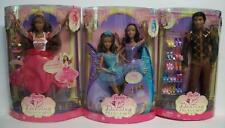 Barbie 12 Dancing Princesses AA Genevieve, Twins, Ken as Prince Derek 2006 NEW