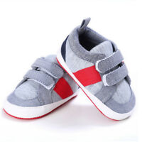 9f2860a76f1c8 Infant Baby Shoes Boys Girls Soft Sole Sneaker Crib Shoes Size For 3-18month