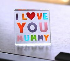 Spaceform Love You Mummy Token Christmas Gift ideas for Her Mum Mom Mother 1845