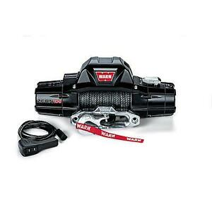 Warn ZEON 10-S Recovery Winch with Spydura Synthetic Rope 89611