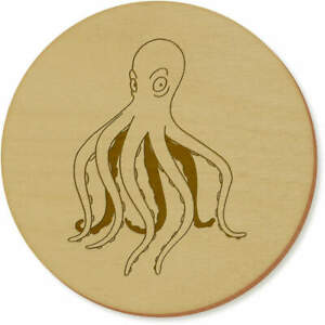 'Octopus' Coaster Sets / Placemats (CR026611)