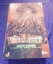 NEW Hot Toys 1/6 Pirates of the Caribbean Davy Jones MMS62 Japan EMS