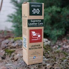 Pelle Leather Care - Revitaliser - 250ml - Oiled & Waxed - Upholstery Cream