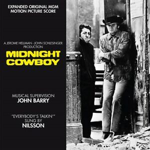 Midnight Cowboy - John Barry / Nilsson - Expanded Edition - Soundtrack - 2 Discs