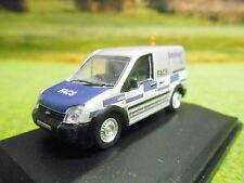 OXFORD FORD TRANSIT CONNECT VAN EDDIE STOBART AIR 1/76 BOXED & NEW 76FTC006