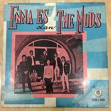 "THE MODS & ENNA ES 60s MALAY FREAKBEAT MODS GARAGE 7"" EP SINGAPORE RARE"