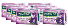 8 x Palmolive Naturals - Irresistible Touch - Black Orchid Pampering Bar Soap