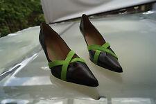 Pedro Garcia Espana zapatos señora zapatos de salón tacón alto el apartado de lujo talla 39 cuero #14