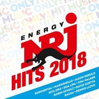 ENERGY HITS 2018  2 CD NEUF