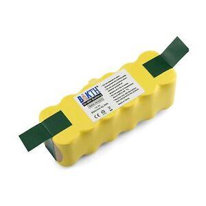 BAKTH 14.4V 3000mAh NI-MH Battery for iRobot Roomba 500 510 520 530 532 535 5...