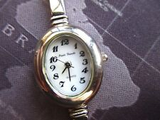 ladies modern   paulo franchi quartz watch,   fresh battery fitted.