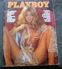 PLAYBOY Zeitschrift Nr. 1/ 1977 inclusiv aller Poster und Beilagen
