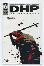 DARK HORSE PRESENTS #91 (9.2) SIGNED BY MIKE MIGNOLA 1994