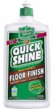 1 Holloway House Quick Shine MULTI SURFACE FLOOR FINISH Laminate Tile 27 oz
