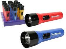 LINTERNA DE PLASTICO FOCO PANASONIC BF-100PE - oferta 3 unidades