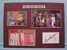The Brady Bunch signed Florence Henderson aka Carol