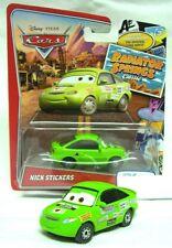 CARS - NICK STICKERS - Mattel Disney Pixar ToysRus