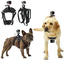 Dog Gopro Camera Holder Hound Pet Camcorder Harness Chest Mount Strap Belt Sport