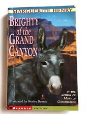 Brighty of the Grand Canyon by Marguerite Henry Aladdin Fiction