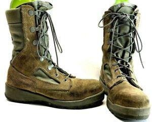 Belleville F600 ST ASTM Steel Toe Tactical Combat Boot Sage Green Size 0 7.0 R