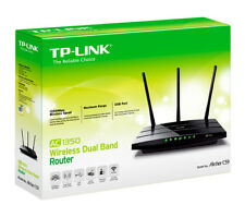TP-LINK Technologies Wireless Dual Band Router Ac1350 Archer C59 Black