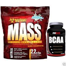 Proteínas y musculación aminoácidos vainilla