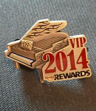 Hard rock cafe VIP Rewards Pin 2014