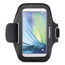 Belkin Sport Fit Sportarmband für Samsung Galaxy S6 schwarz