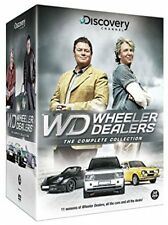 Wheeler Dealers The Complete Collection [DVD] 38 Disc Box Set UK POST FREE