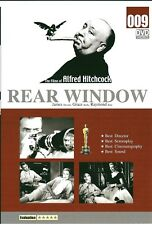 "New DVD "" Rear Window "" (1954) James Stewart, Grace Kelly"