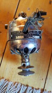 vintage Wappler Electric Company Electro Apparatus motor drive
