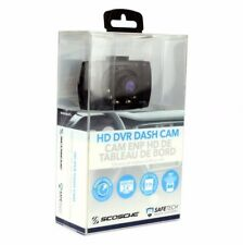Scosche DDVR2 Car Dash Cam Accident Crash 1080p HD Night Vision 12v 24v 8GB card