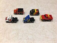 Galoob Micro Machines Trucks, Van, Semi