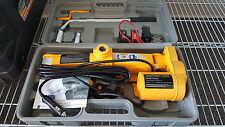 NEW ELECTRIC 2 TON 12V CAR TIRE CHANGE SCISSOR LIFT JACK KIT