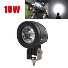2 Inch 12V/24V 10W LED Work Light Driving Fog Lamp for Car Motorcycle Boat ATV