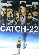 Mike Nichols' CATCH-22 (1970) Alan Arkin Martin Sheen Orson Welles Buck Henry