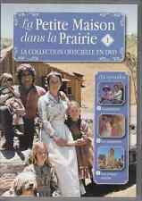 DVD ZONE 2 SERIE *LA PETITE MAISON DANS LA PRAIRIE* N° 1 EPISODES 1 A 3