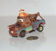 Disney Pixar Cars Toon Deluxe Beanie Hat Mater Diecast Metal 1:55 - GUC 2 3 Tow